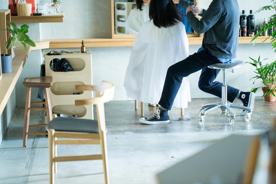 薬院 美容室 &loosen(アンドルーセン) 店内イメージ29